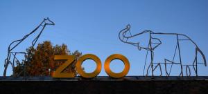 Startseite des Zoo-Audioguides